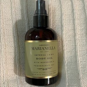 Marianella Body Oil Imperial Jade 4FL oz